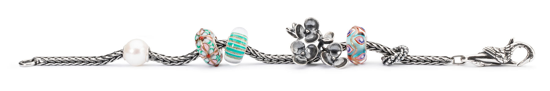 Trollbeads Enchanted Forest Spring 2018 Collection Bracelet