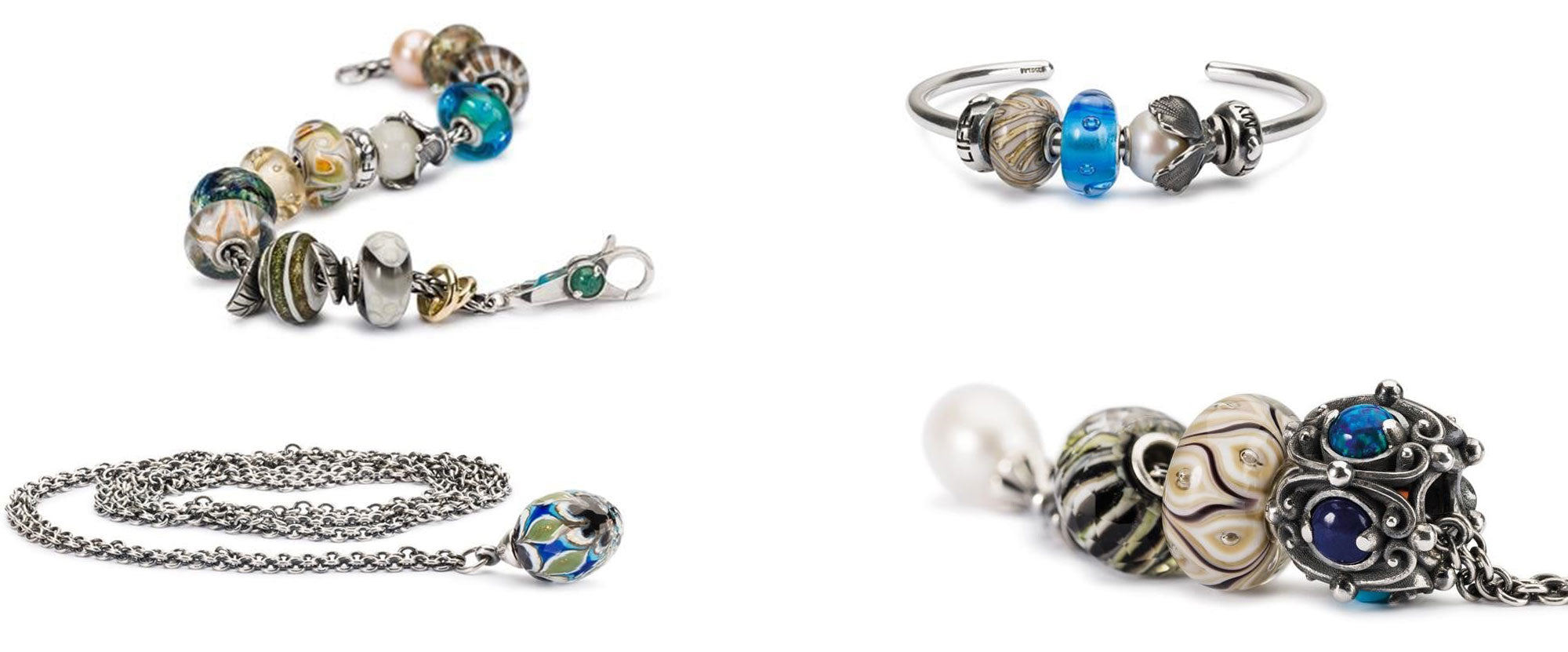Trollbeads New Wisdom Spring Collection |Frühling 2021