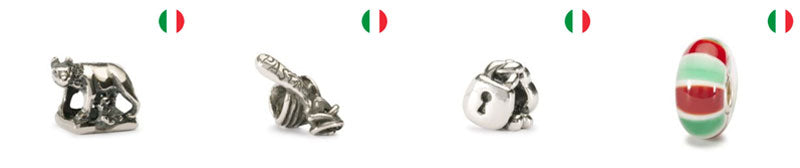 Trollbeads World Tour Italy Italien