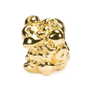 Trollbeads Transition Woman | Gold | Retired | Artikelnummer: TAUBE-00040 | Hauptwerkstoff: Gold | Designer: Tomas Cenius
