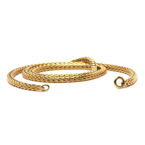 Halskette Gold | Necklace Gold | 42 cm/16.5 in