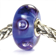 Klare, blaue Blasen | Clear Blue Bubbles Bead