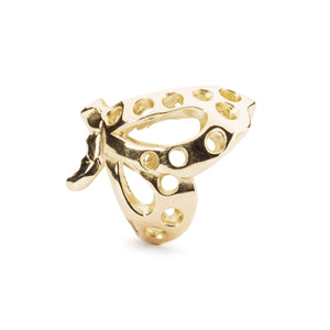 Tanzender Schmetterling Gold | Dancing Butterfly Bead Gold
