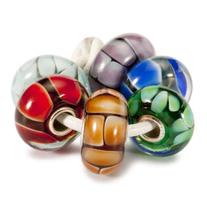 Trollbeads Zeitgenoessisches Set / Contemporary Kit TGLBE-00139 Glas Retired