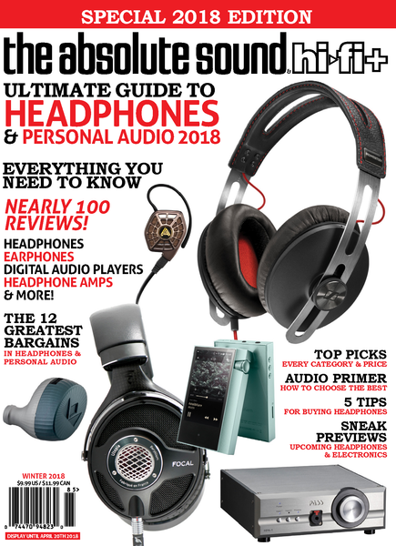 Ultimate Guide to Headphones & Personal Audio 2018
