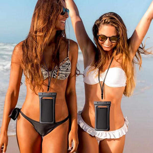 Floatable Waterproof Phone Pouch-Cool AF