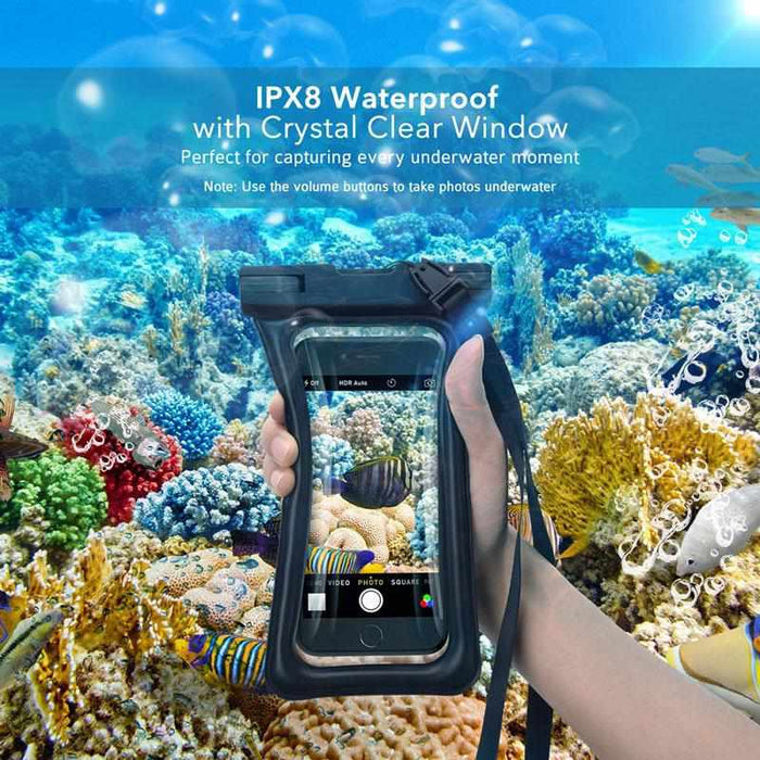 Floatable Waterproof Phone Pouch