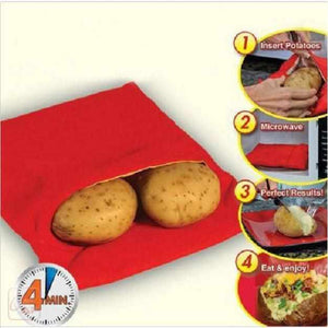 Potato Magic Bag-Cool AF