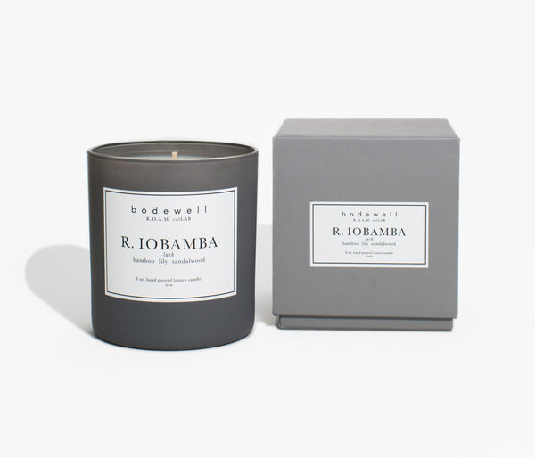 R. IOMBAMBA Candle - bodewellhome.com