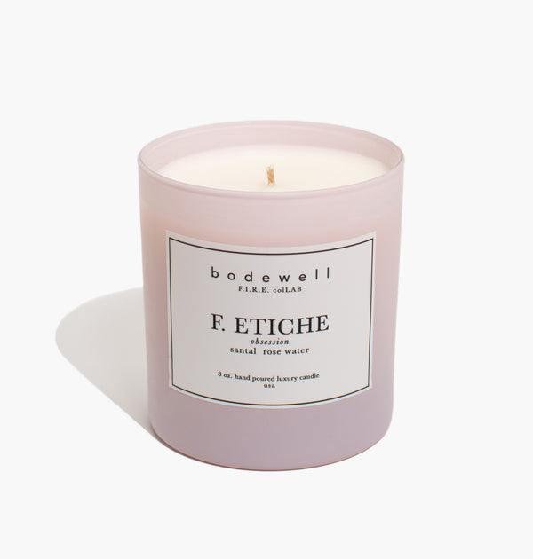 F. ETICHE Candle - bodewellhome.com