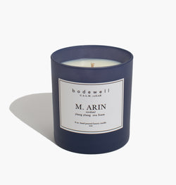 M. ARIN Candle - bodewellhome.com