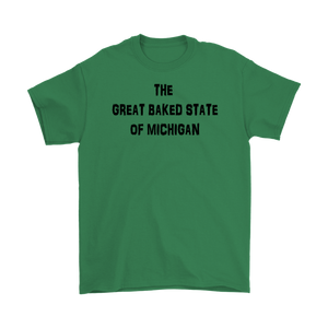 The Original Great Baked State Tee Shirt