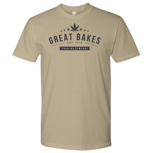 Great Bakes Trading Company Tee With Leaf