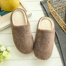 Lianhuaxiang Womens Mens Girls Winter Soft Warm Plush Shoes Slippers Indoor Home Carpet Floor Slippers For Couples Shoes 7N0122