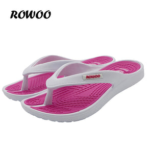 Casual Beach Women Slipper Sandals Brand New design Summer Home Massage Flat Flip-Flops Shoes for Female plus Big Size