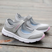 MWY Summer Spring Ladies Casual Shoes Women Sneakers Shoes Flats Chaussure Shoes Breathable Mesh Shoe Lightweight Brand Designer