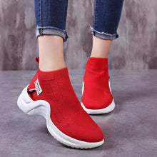 2018 Fashion Women Casual Shoes Breathable Mesh Autumn Women Casual Sneakers High Quality Women Sneakers Chaussures Femme 35-40