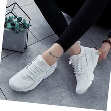 Loveontop Summer Women Sneakers Casual Bascket Shoes Woman Mesh White Flats Shoes Female Platform Sneakers Women Chaussure Femme