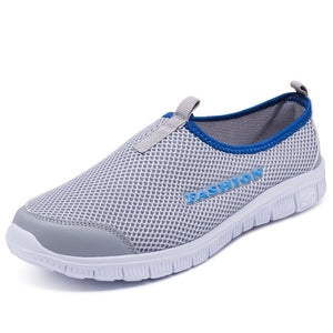 Spring Women Sneakers Mesh Shoes Flat Loafers Ladies Soft Bottom Comfort Breathable Walking Shoes Female Fashion Casual Footwear