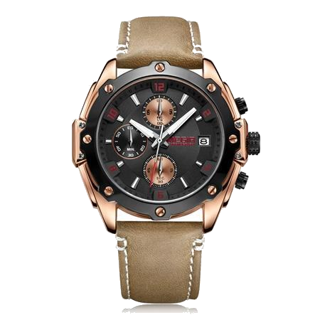 Megir Chronograph 18 Watch
