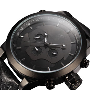 Luxury Leather Box Requiem Shark Watch
