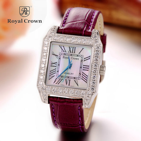 Royal Crown Luxury Watch