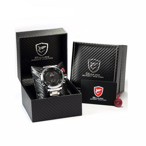 Luxury Package Box Shark 08 Watch