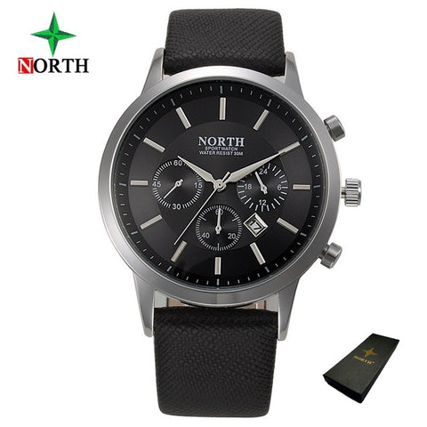 North Luxury Men Watch