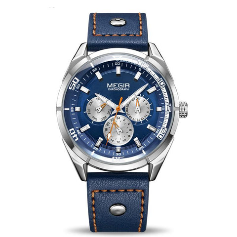 Megir Luxury Quartz Watch