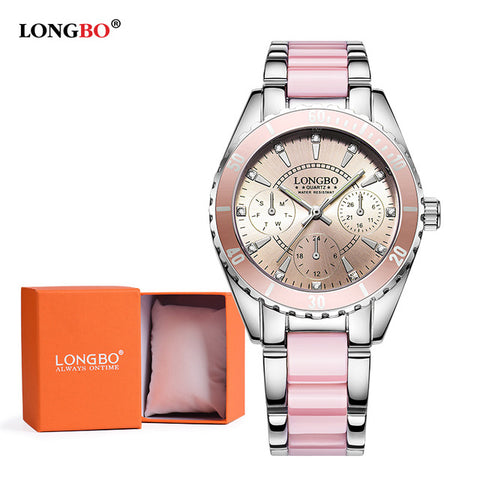 LONGBO Luxury Watch