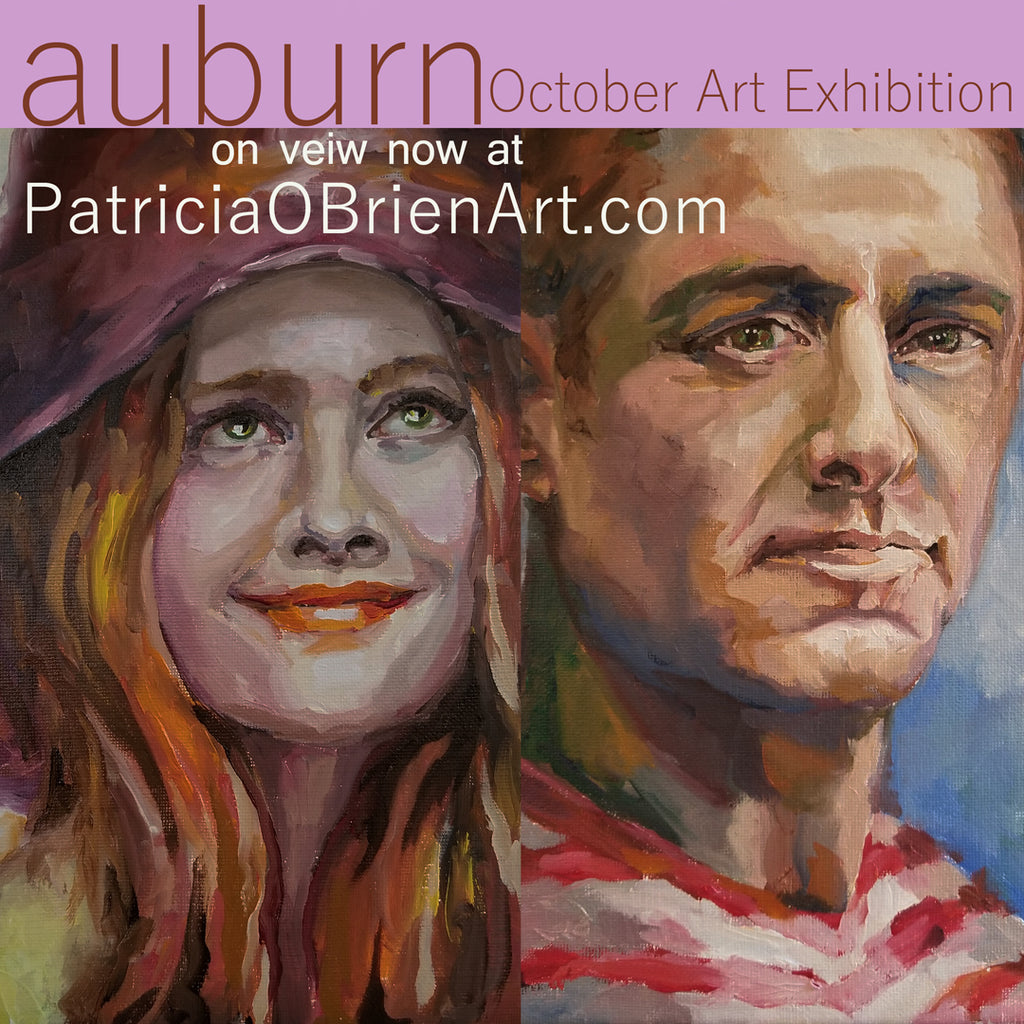 AUBURN - October Art Exhibition