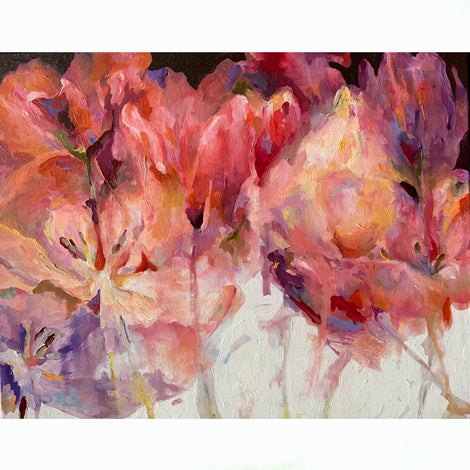 Floral Paintings and Limited Edition Prints