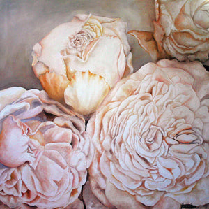 Vintage Roses Limited Edition Print