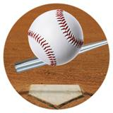 "3-D Insert, Baseball 2""-D&G Trophies Inc.-D and G Trophies Inc."