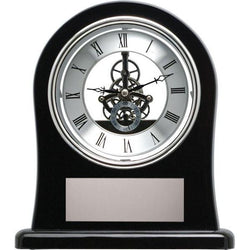 black skeleton clock giftware-D&G Trophies Inc.-D and G Trophies Inc.