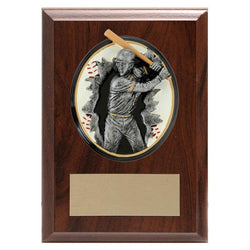blow-out Sport, m&f laminate plaque-D&G Trophies Inc.-D and G Trophies Inc.