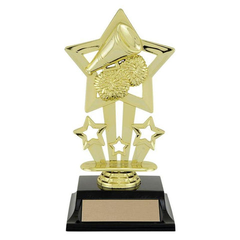 Cheerleading Achievement Award-D&G Trophies Inc.-D and G Trophies Inc.