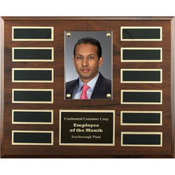 Cherrywood Annual Photo Plaque Laminate Plaque-D&G Trophies Inc.-D and G Trophies Inc.