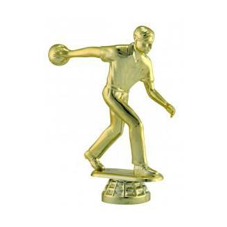 "Figure Bowling Male 4.25""-D&G Trophies Inc.-D and G Trophies Inc."