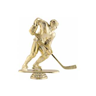 "Figure Hockey 5.5""-D&G Trophies Inc.-D and G Trophies Inc."
