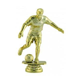 "Figure Soccer Male 4.5""-D&G Trophies Inc.-D and G Trophies Inc."