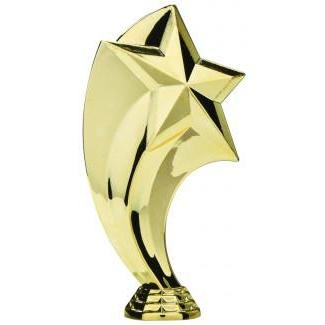 "Figure Victory Shooting Star 6""-D&G Trophies Inc.-D and G Trophies Inc."