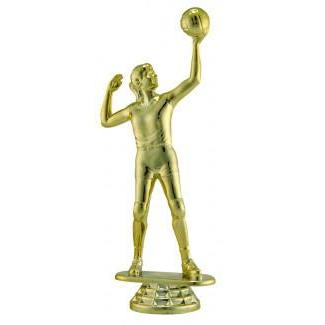 "Figure Volleyball Female 6.5""-D&G Trophies Inc.-D and G Trophies Inc."