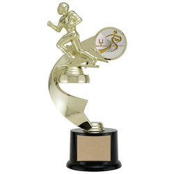 Football Achievement Award-D&G Trophies Inc.-D and G Trophies Inc.
