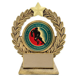 garland insert holder resin trophy-D&G Trophies Inc.-D and G Trophies Inc.
