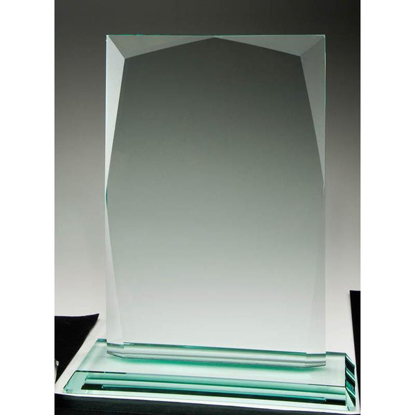 Glass Jade Block-D&G Trophies Inc.-D and G Trophies Inc.