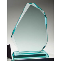 Glass Jade Iceberg-D&G Trophies Inc.-D and G Trophies Inc.