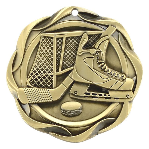 hockey fusion medal-D&G Trophies Inc.-D and G Trophies Inc.