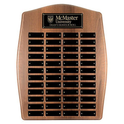 honour annual plaque xlarge laminate annual plaque-D&G Trophies Inc.-D and G Trophies Inc.