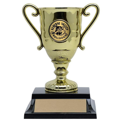 hugo plastic cup-D&G Trophies Inc.-D and G Trophies Inc.